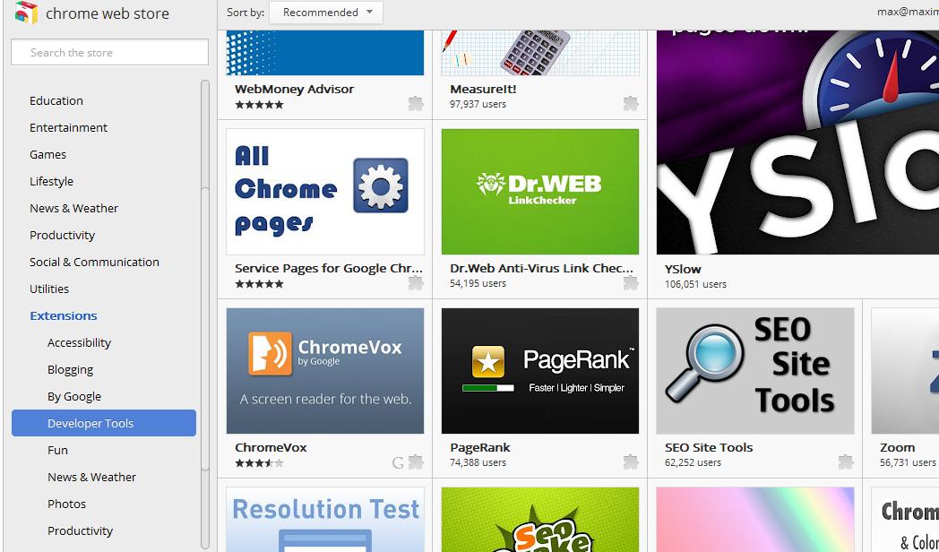 10 Best Chrome Plugins for Web Developers & Marketing