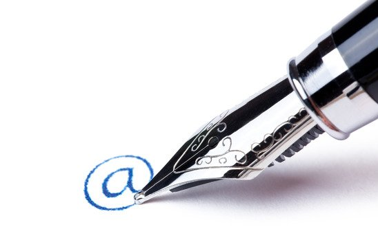 Professional Email Signature Format Examples