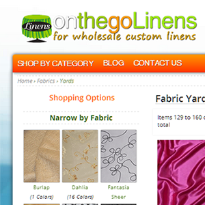 On The Go Linens